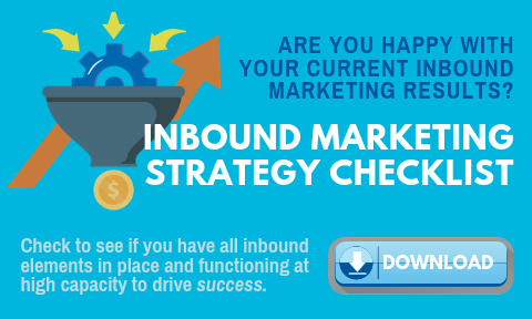 LeadG2 Inbound Marketing Strategy Checklist