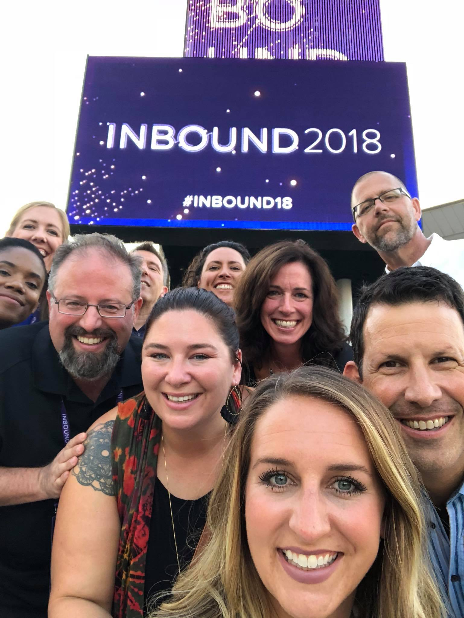 #INBOUND18-team