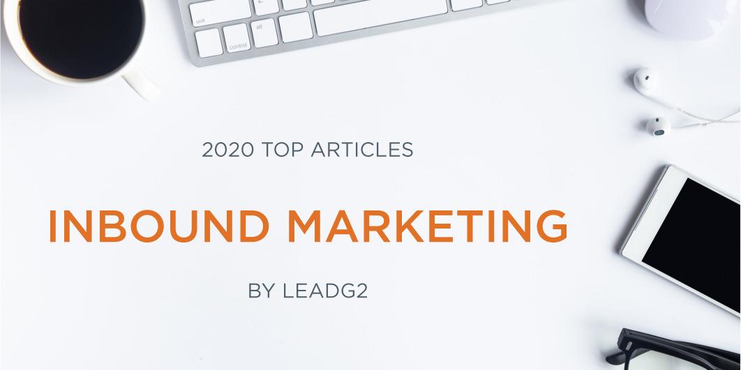 Top inbound marketing blog posts