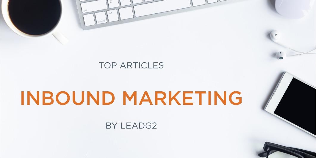 Best 2019 Inbound Marketing