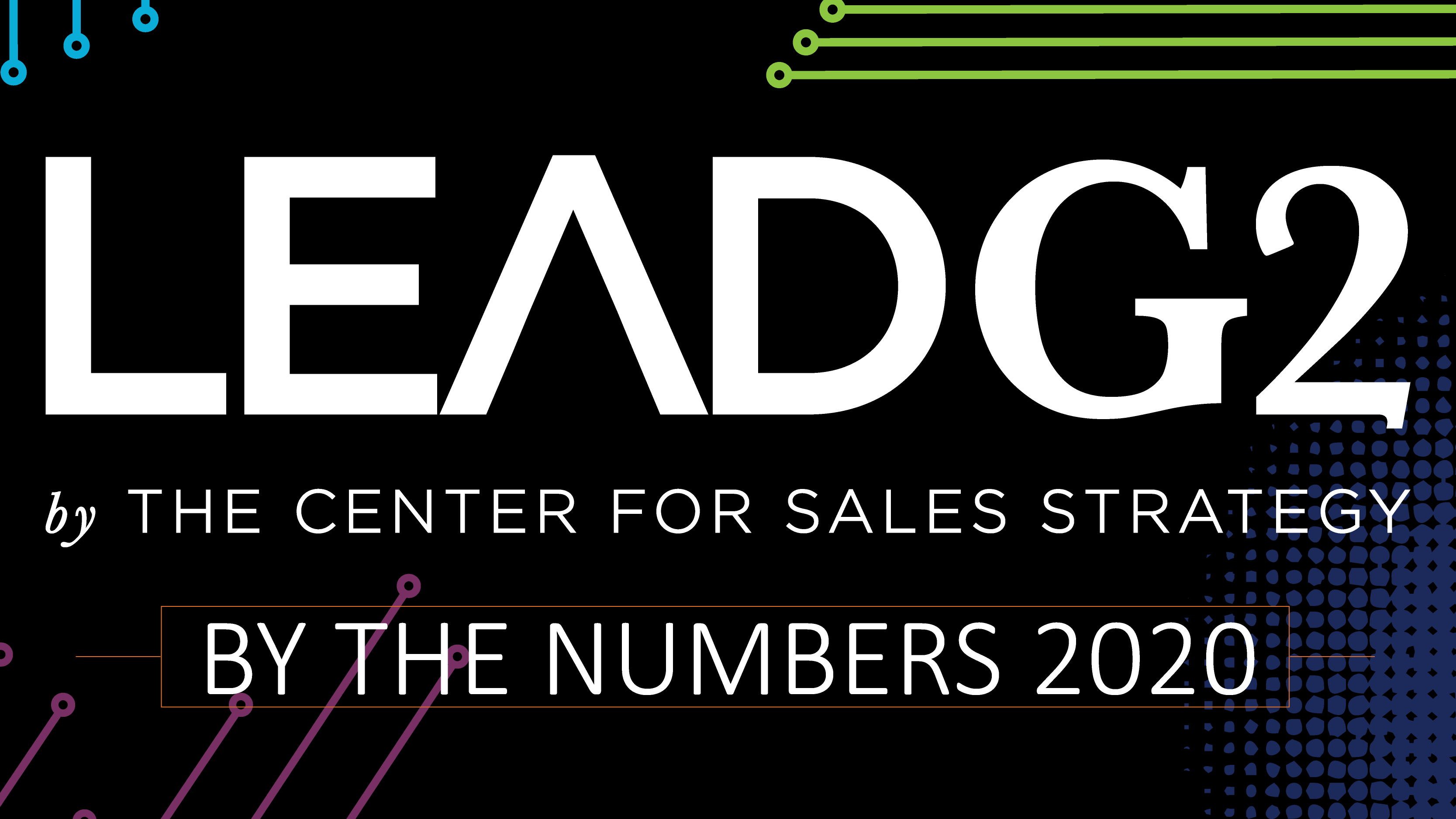 LeadG2 By The Numbers 2020 [INFOGRAPHIC]