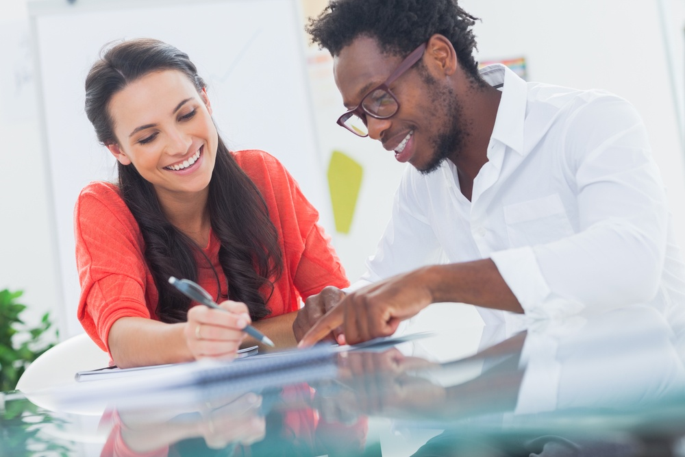 marketing a staffing agency with client testimonials