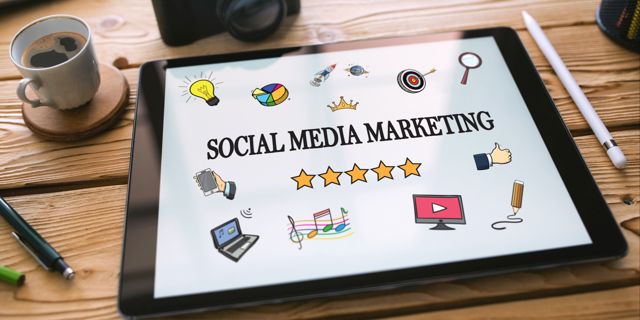 Using Social Media to Support Your Marketing in the 'New Normal'