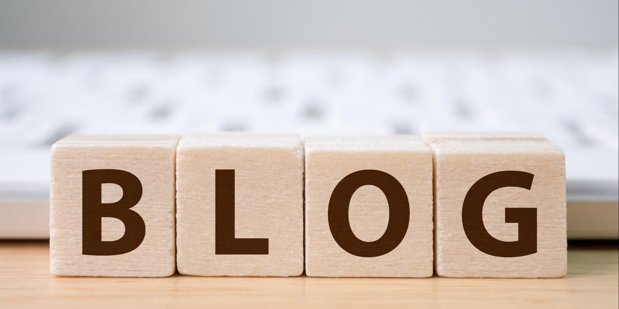 simple blog content audit
