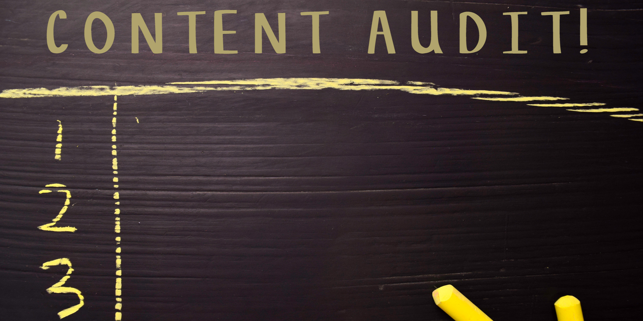 3 Steps to Running a Quick Content Audit
