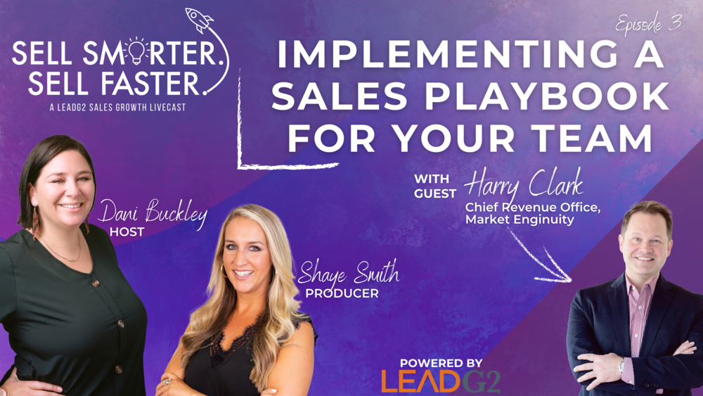 Implementing a Sales Playbook for Your Team | Sell Smarter. Sell Faster.